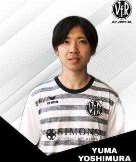 Yuma Yoshimura