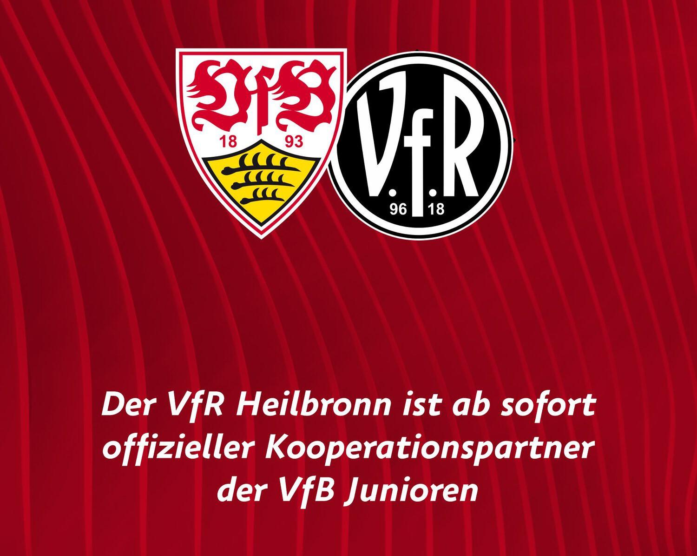 VfB Stuttgart und der VfR Heilbronn machen in der Jugend gemeinsame Sache