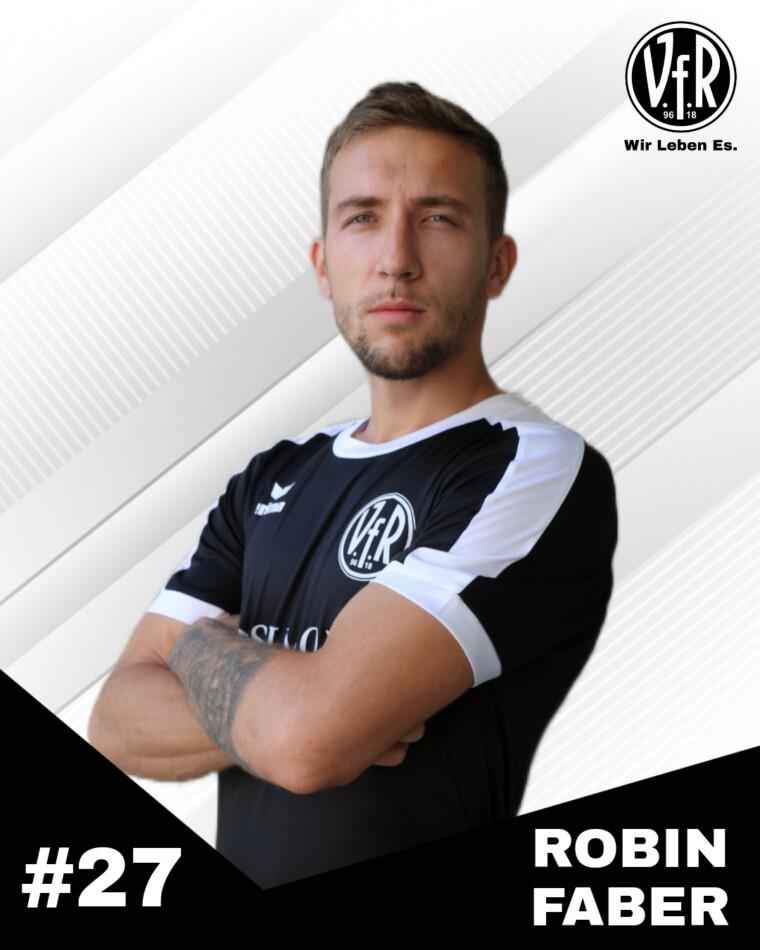 Robin Faber